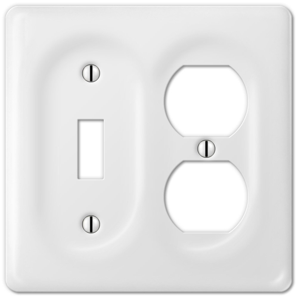 Rocker Switch Plate Prepossessing Justswitchplates Offers Amerelle Wallplates Amr216230 Outlet 2018