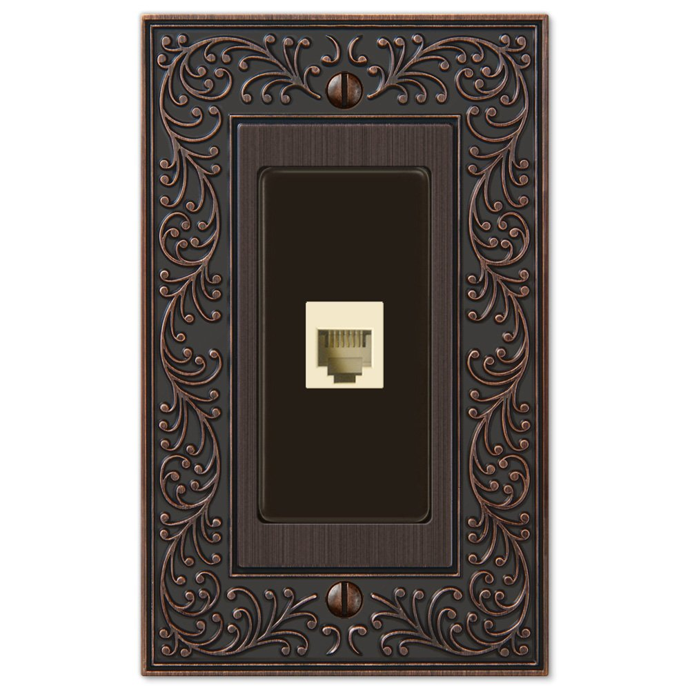 Offers amerelle wallplates amr 217032 outlet covers switchplates aged - Wall switch plates decorative ...