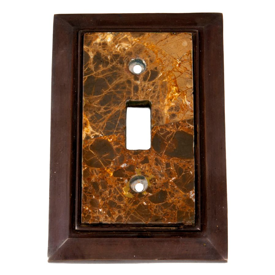 Justswitchplates Com Offers Verona Bronze Switchplates